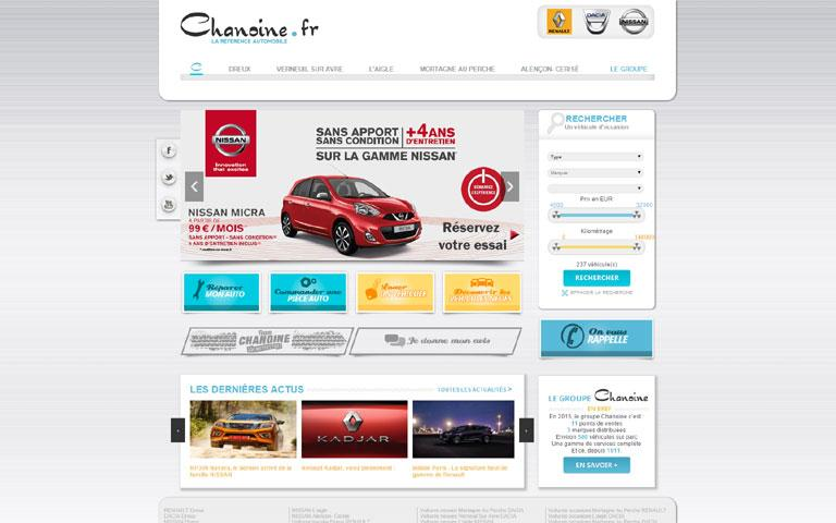Groupe Chanoine - Chartres