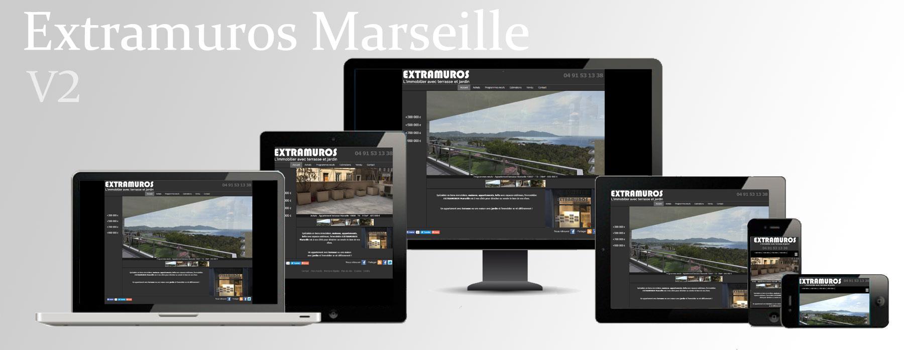 EXTRAMUROS - Marseille