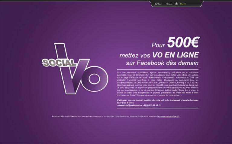 Web for Best Business - Bordeaux