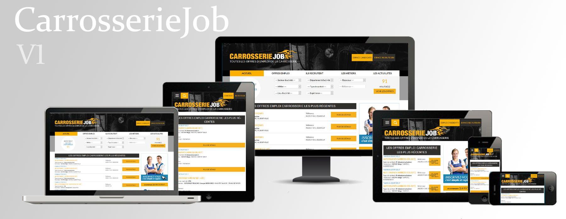 Carrosserie Job