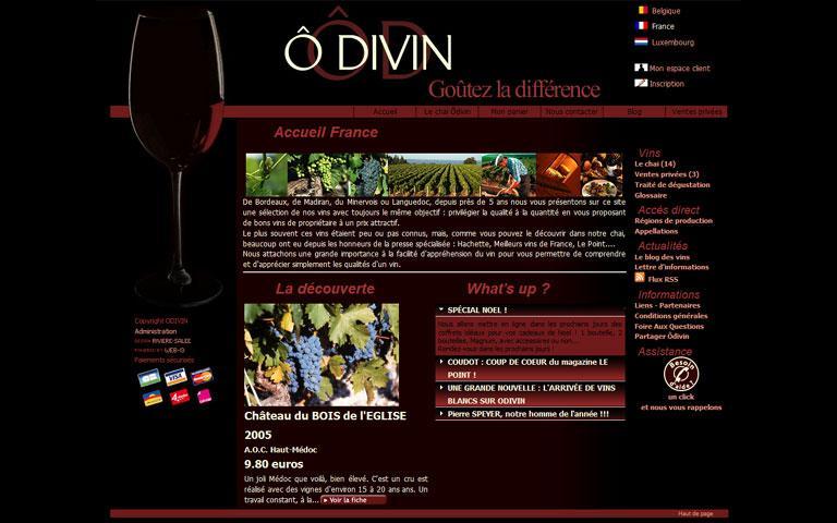 Ôdivin - Bordeaux